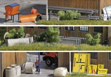Busch 1165 Ausgestaltung Straßenmeisterei