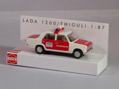 Busch 50105 Lada 1200 Feuerwehr