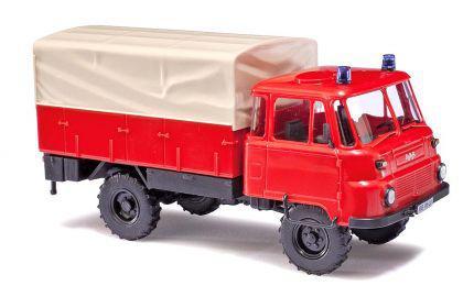 Busch 50299 Robur Feuerwehr Bezirk Dresden