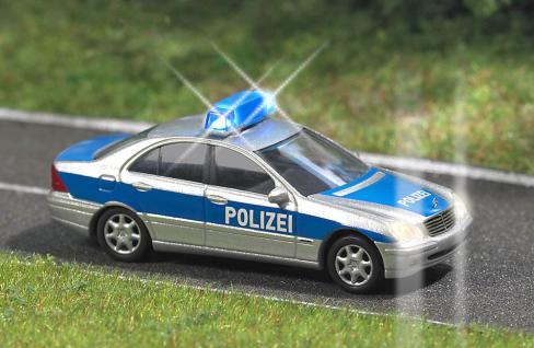Busch 5615 Polizei mit Blinklicht