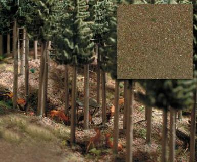 Busch 7529 Nadelwaldboden