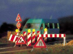 Busch 5956 Baustellen Set Spur N - Vorschau 2