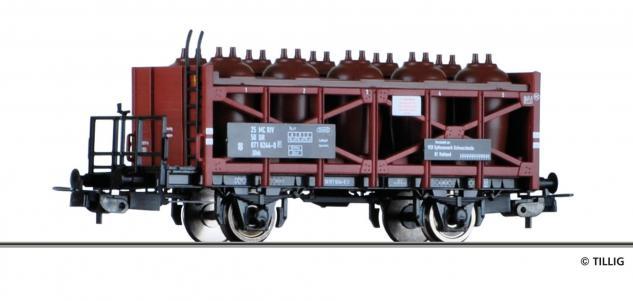 Tillig 76700 Säuretopfwagen der DR