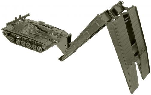 Roco 05085 Brückenlegepanzer M 48
