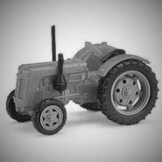 Busch 211006804 Traktor Famulus
