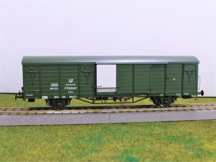Exact Train EX20488 Güterwagen Gbs Post