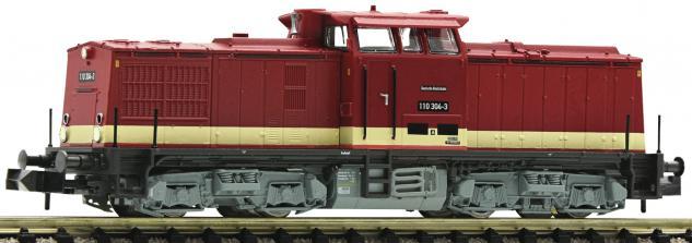 Fleischmann 721010 Diesellok BR 110 DR - Vorschau 1