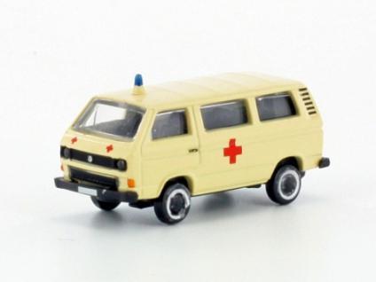 Lemke Minis LC4310 VW T3 Krankenwagen