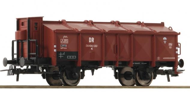 Roco 76306-2 Klappdeckelwagen der DR