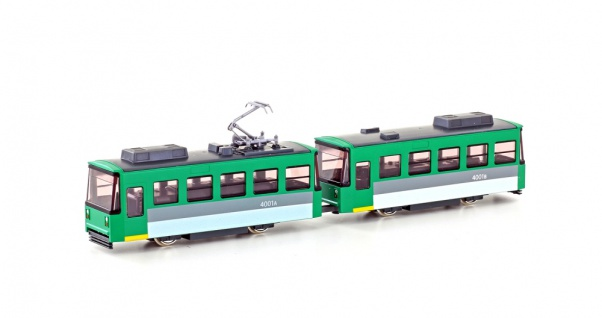 Kato K14503-1 Pocket Line Straßenbahn - Vorschau 1