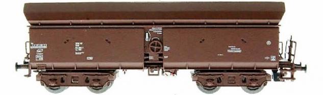 Arnold HN6365 Selbstentladewagen der DR