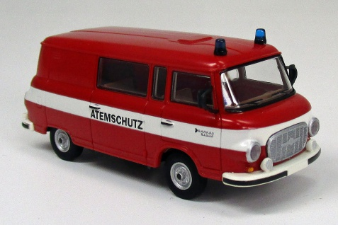 IFA Barkas B1000 Feuerwehr Atemschutz