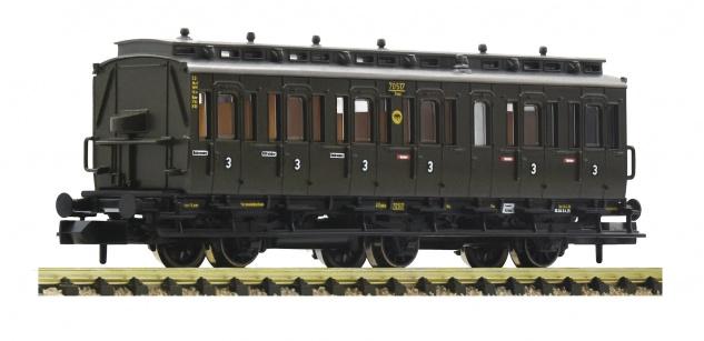 Fleischmann 807006 Abteilwagen der DRG