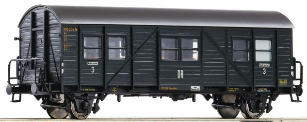 Roco 64605 Behelfspersonenwagen DRB