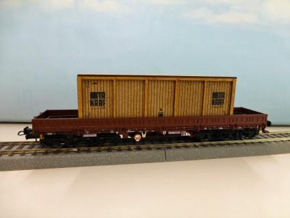NPE Modellbau NW 22101 Schwerlastwagen - Vorschau 1