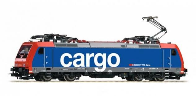 Piko 57455 Ellok Rh474 SBB CFF Cargo