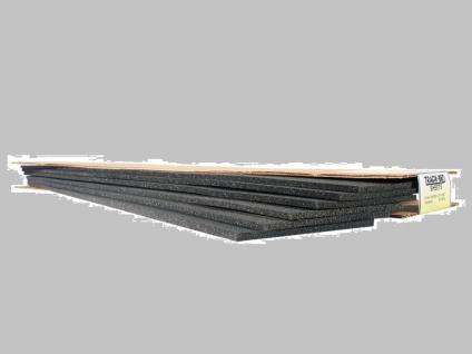 Woodland ST1460 Gleisbett extra breit N TT
