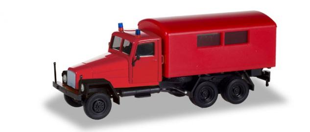 Herpa 308731 IFA G5 Koffer Feuerwehr