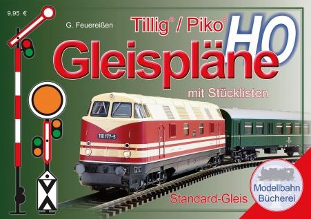 Tillig 09607 Tillig Piko H0 Gleispläne