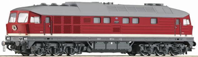 Roco 52463 Diesellok BR 142 DR mit Sound