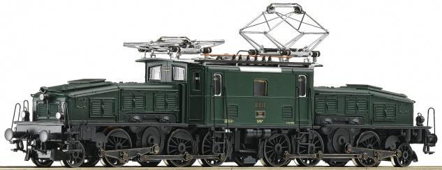 Roco 73249 Ellok Be 6/8 II SBB Krokodil
