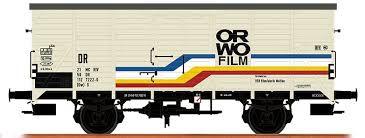 Brawa 49774 Güterwagen der DR ORWO