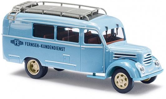 Busch 51862 Robur Garant Rafena Service