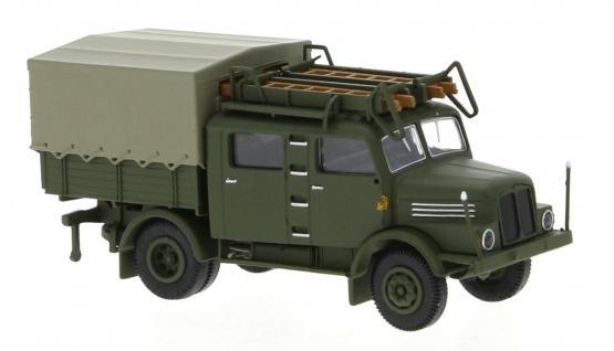 Brekina 71756 IFA S 4000-1 Bautruppwagen