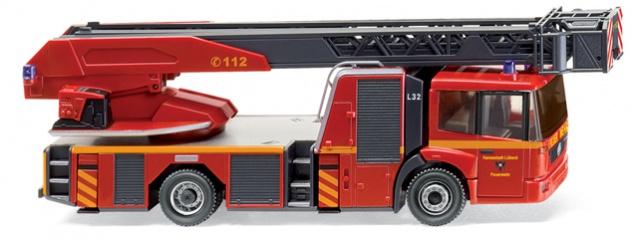 Wiking 062703 Feuerwehr Metz DL32 Lübeck