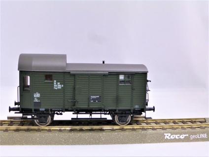 Brawa 49417 Güterzuggepäckwagen der DR