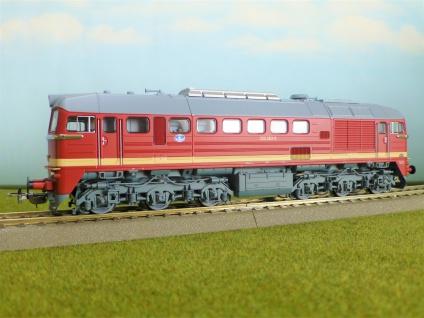 Piko 52901 Diesellok BR 220 DR mit Sound