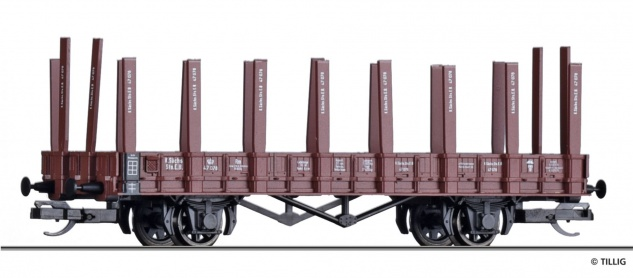 Tillig 14666 Rungenwagen K.Sächs.Sts.EB