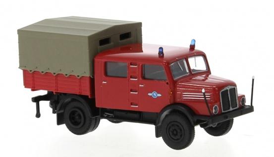 Brekina 71763 IFA S 4000-1 Bautruppwagen