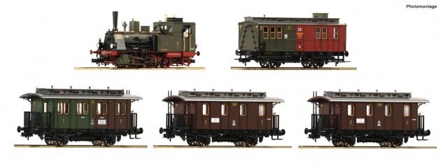 Roco 61475 Personenzug der K.P.E.V.