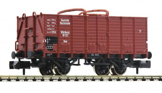 Fleischmann 826002 Offener Güterwagen