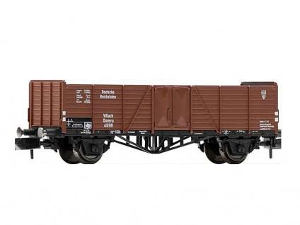 Arnold HN6382 Offener Güterwagen Villach