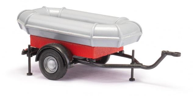 Busch 59969 Anhänger mit Schlauchboot