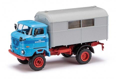 Busch 95262 IFA W50 mit Werkstattkoffer