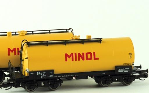 Kuehn 51520 Kesselwagen MINOL