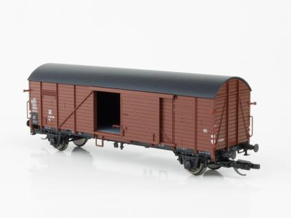 Hädl 113123 gedeckter Güterwagen Leipzig