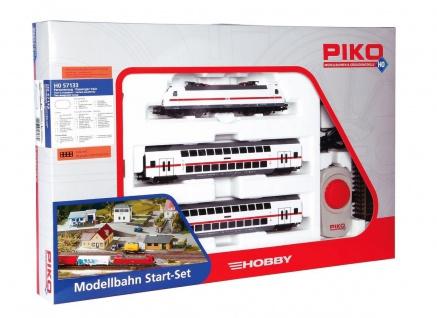 Piko 57133 H0 Start-Set IC Doppelstockzug