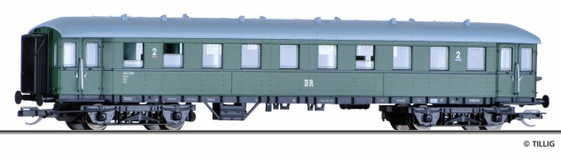 Tillig 13352 Reisezugwagen der DR