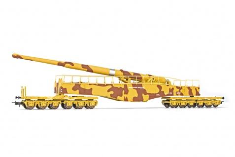 Rivarossi HR6452 Eisenbahngeschütz K5