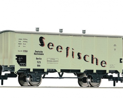 Fleischmann 881810-2 Kühlwagen der DRG