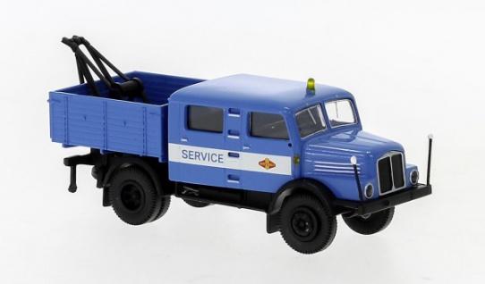 Brekina 71755 IFA S 4000-1 Abschleppwagen