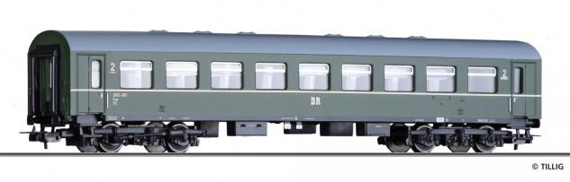 Tillig 74925 Reko-Reisezugwagen DR
