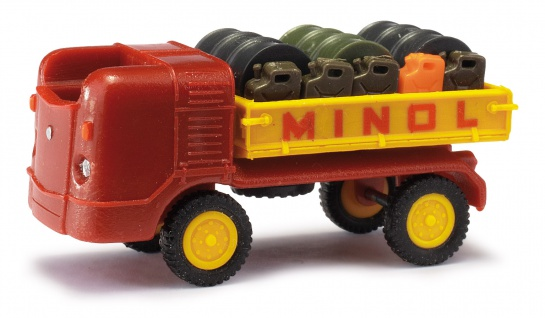 Busch 210008501 Multicar M21 Minol