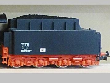 DDR-Piko Antriebstender für Dampflok