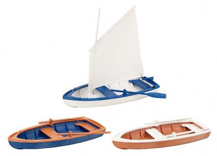 Pola 333150 Ruder- und Segelboote
