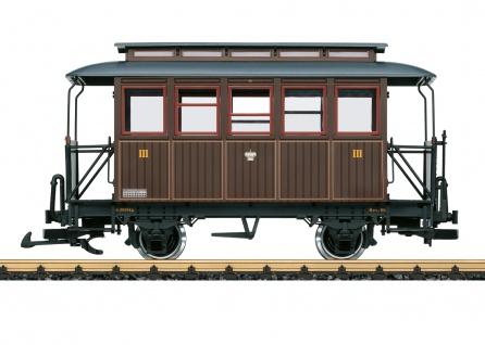 LGB 35095 sächsischer Personenwagen - Vorschau 1